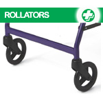 Rollator Parts & Accessories