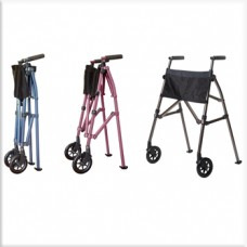 Stander EZ Fold-N-Go Lightweight Folding Walker