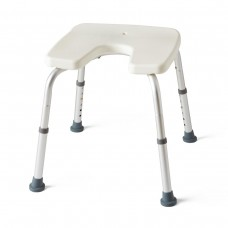 Guardian Shower Chair with Perineal Opening - Without Back