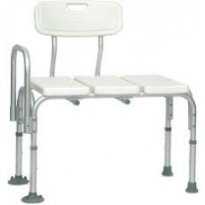 ProBasics Transfer Bench With 300 lb Weight Capacity