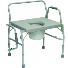 ProBasics Bariatric Drop-Arm Commode